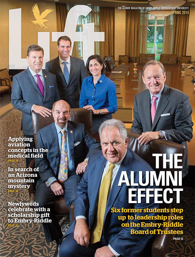 Cover of Lift Magazine