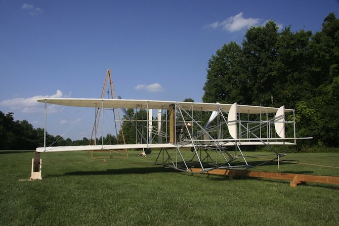 1909 Ft. Myer Military Flyer